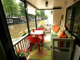 Амстердам – город ста островов и тысячи тюльпанов