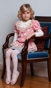 Детская мода осень 2013