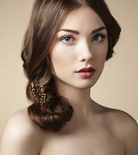 Модный макияж осень 2013