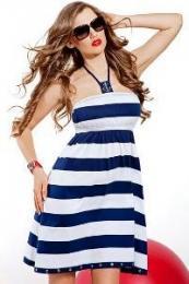 Морской стиль в женской одежде