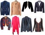 Деловые пиджаки, кардиганы, жакеты, болеро, блейзеры