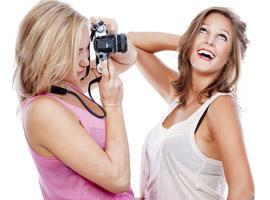Секреты удачной фотосессии
