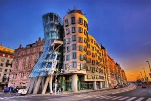 Топ-5 самых необычных домов мира