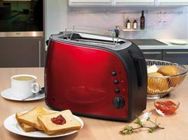 Тостер – для любителей быстро перекусить