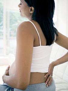 Боли в пояснице при беременности