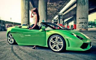 Что скажет о женщине цвет её автомобиля?