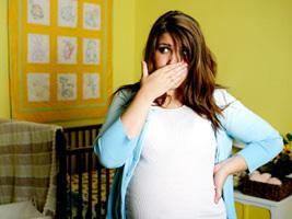 Токсикоз при беременности: что делать?