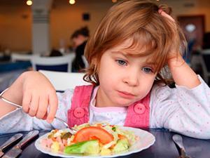 Детские пищевые капризы