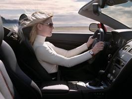 Женщина за рулем: мифы и правда