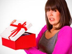 Хит-парад ненавистных подарков