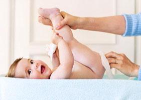 Как избавиться от потницы у новорожденного?