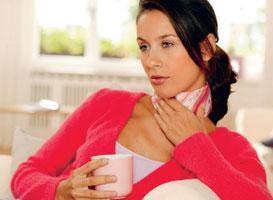 Как избежать весенней ангины?