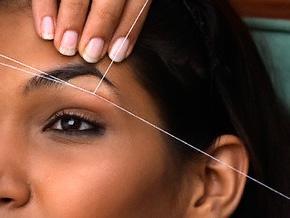 Как правильно выщипывать брови