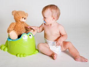 Как выбрать детский горшок?