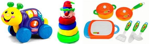 Как выбрать игрушку для детей?