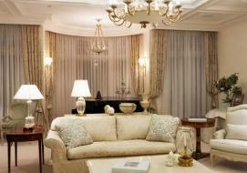 Как оформить интерьер гостиной