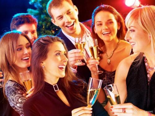 Стилизованная вечеринка