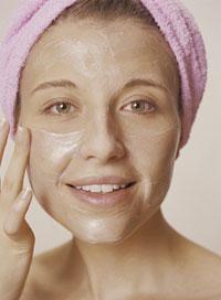 Маска для комбинированной кожи лица