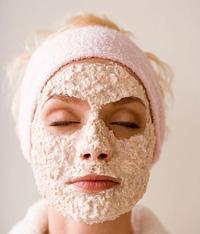 Маска из овсянки для сухой кожи лица