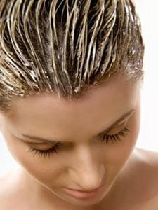 Маски для волос от выпадения волос