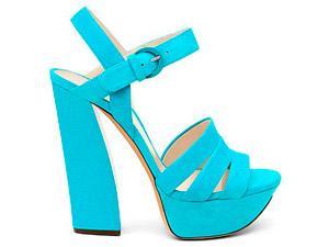 Модная обувь весна-лето 2011