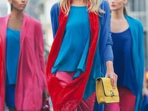 Модная одежда лето 2011