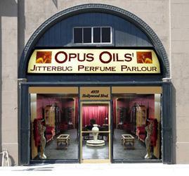 Натуральный парфюм от Opus Oils