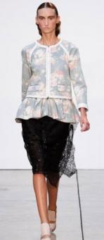 Модные куртки осень 2013