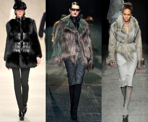 Модные тренды 2012 года: верхняя одежда