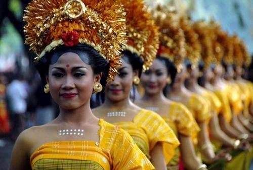 Как встречают Новый Год в Индонезии