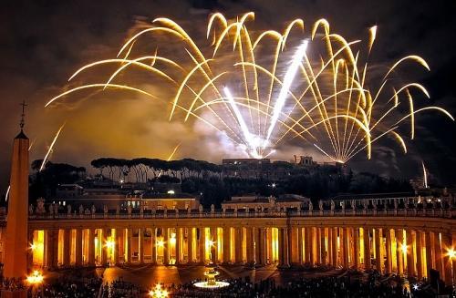Как встречают Новый Год в Италии