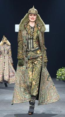 Русская мода - 21 век