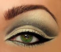 Самые модные тренды в макияже-2012