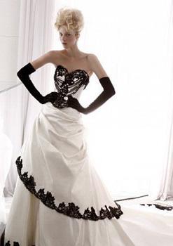 Свадебная мода 2011 - не по канонам