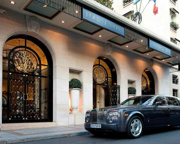 ТОП-5 самых романтичных отелей мира