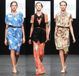 Весенняя мода 2012: тренды