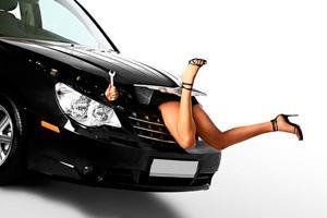 Женский стиль вождения: какой он?