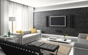 Как оформить интерьер зала