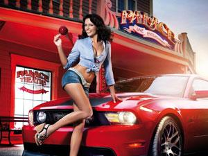 Какие автомобили выбирают женщины