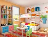 Какой должна быть детская комната