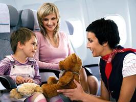 Летний отдых с ребенком