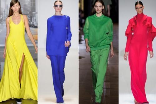 Лето 2013: модные тренды