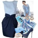 Офисный стиль женской одежды