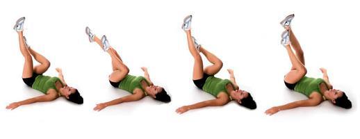 Самые эффективные упражнения для пресса: советы, картинки, видео уроки