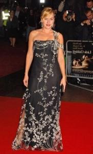 Кейт Уинслет до похудения