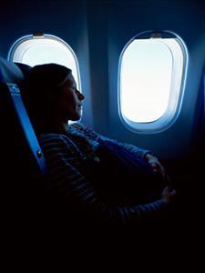 Беременность и самолет