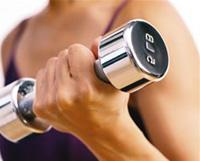 Фитнес дома: подъем рук