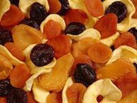 Сухофрукты - прекрасное дополнение к гречневой диете