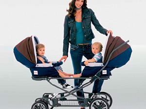 Что мамы хотят знать о покупке колясок для близнецов