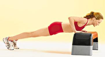 Упражнения для рук против целлюлита